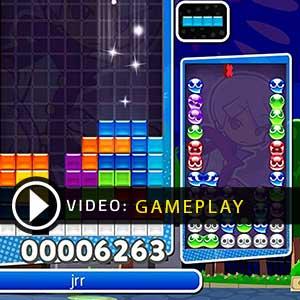 Puyo Puyo Tetris Nintendo Switch Gameplay Video