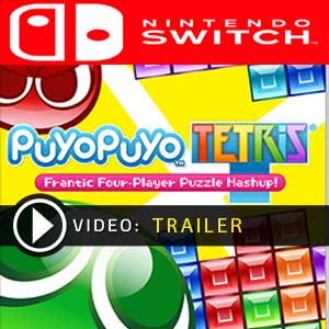 Acheter Puyo Puyo Tetris Nintendo Switch Comparateur Prix