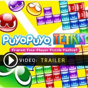 Acheter Puyo Puyo Tetris Clé CD Comparateur Prix