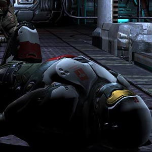 Quake 4 Matthew Kane