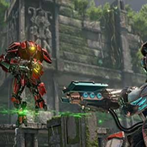 Quake Champions combat