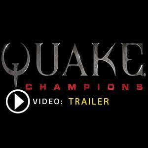 Acheter Quake Champions Clé Cd Comparateur Prix
