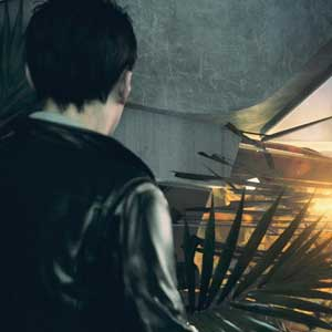 Quantum Break Caractère