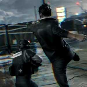 Quantum Break Xbox One Combat