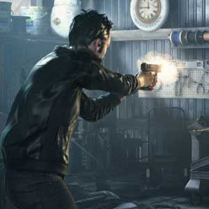 Quantum Break Xbox One Arme
