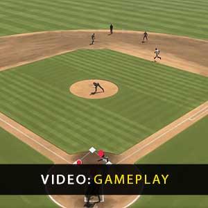 R.B.I. Baseball 20 Video Gameplay