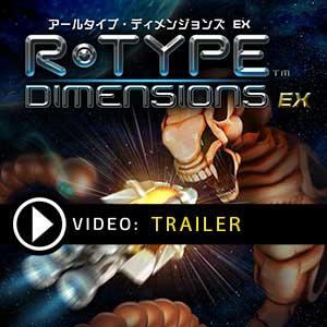 Acheter R-Type Dimensions EX Clé CD Comparateur Prix