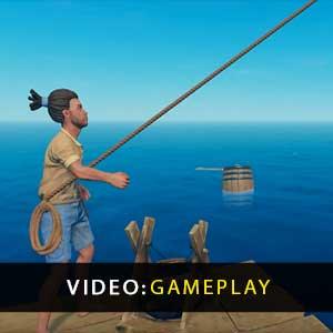 Raft - Vidéo de jeu