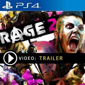 Rage 2 PS4 en boîte ou à télécharger