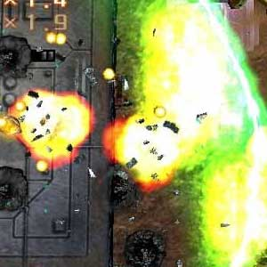 Raiden 3 Aliens
