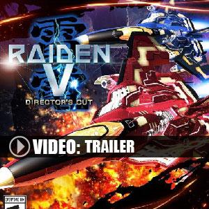 Acheter Raiden 5 Directors Cut Clé Cd Comparateur Prix