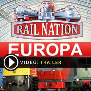 Acheter Rail Nation Europa Clé Cd Comparateur Prix
