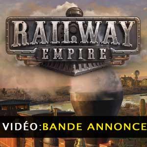 Trailer Vidéo De Railway Empire