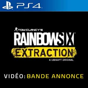 Rainbow Six Extraction PS4 Bande-annonce Vidéo