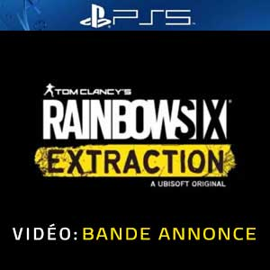 Rainbow Six Extraction PS5 Bande-annonce Vidéo