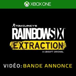 Rainbow Six Extraction Xbox One Bande-annonce Vidéo