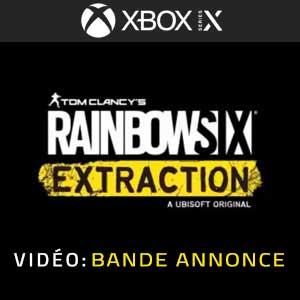 Rainbow Six Extraction Xbox Series X Bande-annonce Vidéo