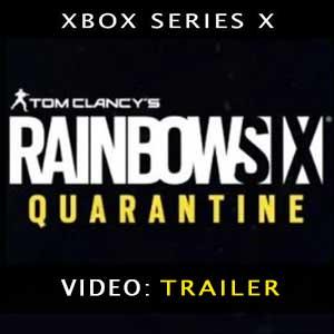 Acheter Rainbow Six Quarantine Xbox Series X Comparateur Prix