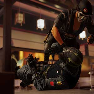 Rainbow Six Siege Attaque