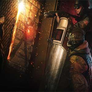 Rainbow Six Siege PS4 Battle