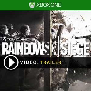 Rainbow Six Siege Xbox One en boîte ou à télécharger