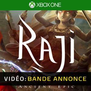 Raji An Ancient Epic Bande-annonce Vidéo