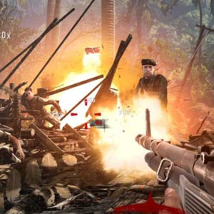 Rambo The Video Game Gameplay