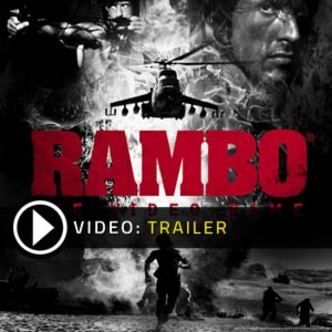 Acheter Rambo The Video Game clé CD Comparateur Prix