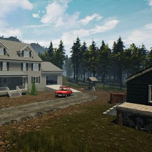 Ranch Simulator - Maison principale