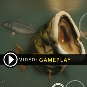 Rapala Fishing Pro Series PS4 vidéo Gameplay