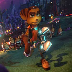 Ratchet and Clank PS4 Predator