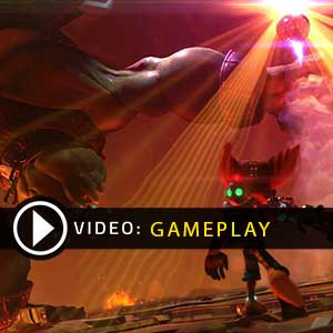 Ratchet and Clank PS4 Gameplay Video