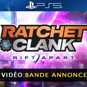 Ratchet & Clank Rift Apart PS5 Bande-annonce Vidéo