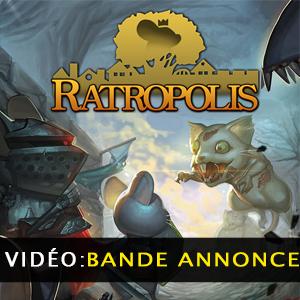 Ratropolis Bande-annonce vidéo