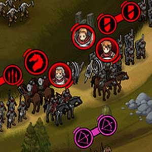 Ravenmark Scourge of Estellion Bataille