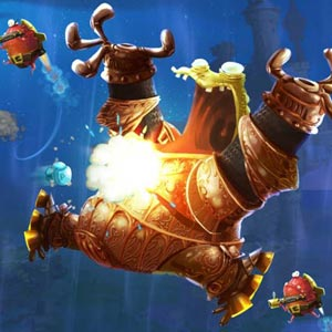 Rayman Legends Boss