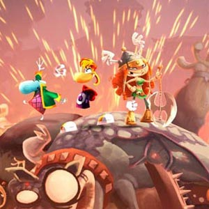 Rayman Legends Personnages