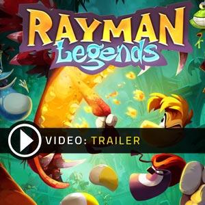 Acheter Rayman Legends clé CD Comparateur Prix
