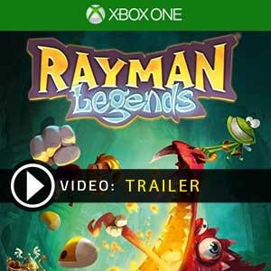 Rayman Legends Xbox One en boîte ou à télécharger