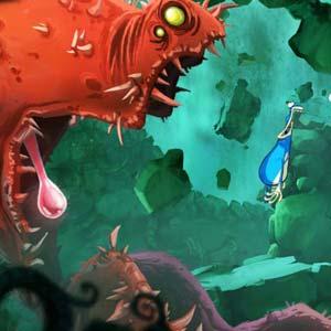 Rayman Origins Scénario