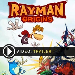 Acheter Rayman Origins Clé CD Comparateur Prix