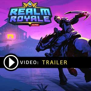 Realm Royale Xbox One en boîte ou à télécharger