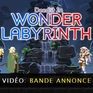 Record of Lodoss War Deedlit in Wonder Labyrinth Vidéo de la bande-annonce