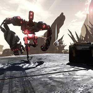 ennemis robotiques