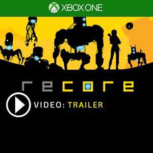 Recore Xbox One en boîte ou à télécharger
