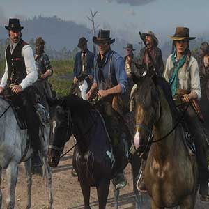 Red Dead Redemption 2 Personnages2