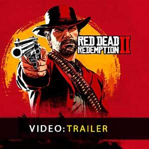 Vidéo de la bande-annonce de Red Dead Redemption 2