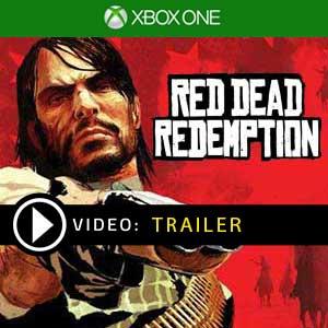 Red Dead Redemption Xbox One en boîte ou à télécharger