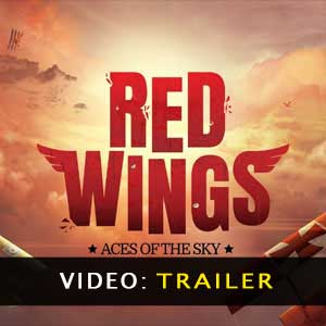 Vidéo de la bande annonce Red Wings Aces of the Sky