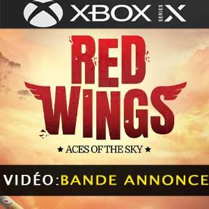 Vidéo de la bande annonce Red Wings Aces of the Sky